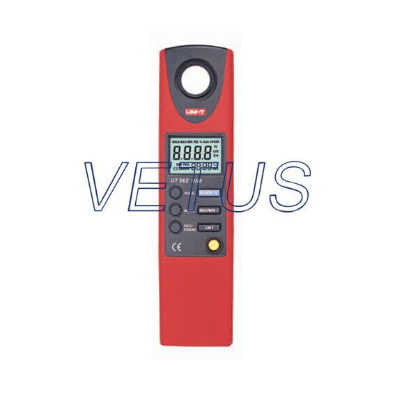 Фотография Free shipping UNI-T c Handeld LCD Luminometer illuminometer lux meter tester