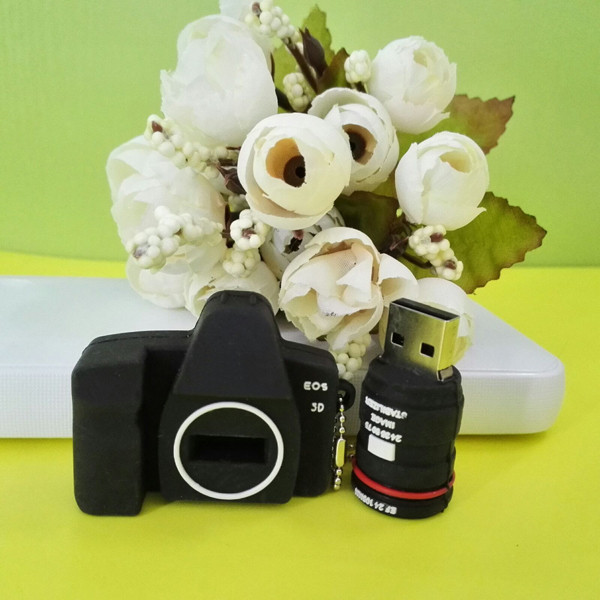 High quality mini camera 64GB 32GB 16GB 8GB 4GB 2GB USB flash drive usb stick gift/ souvenir M14(China (Mainland))