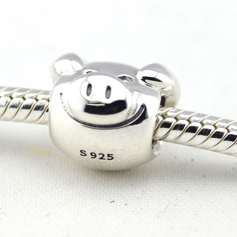 aliexpress buy pig charms fits european
