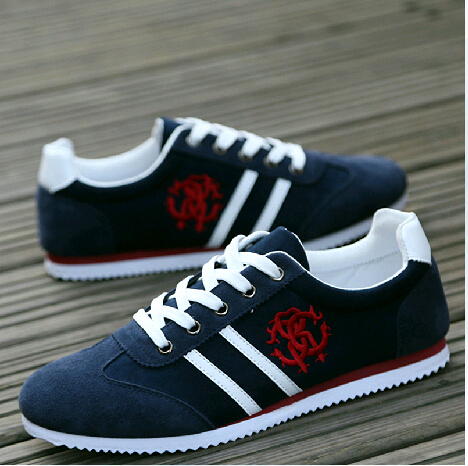Free shipping!Wholesale!The new 2015 men breathable wear canvas shoes, fashion sport running shoes, skateboard sneakers