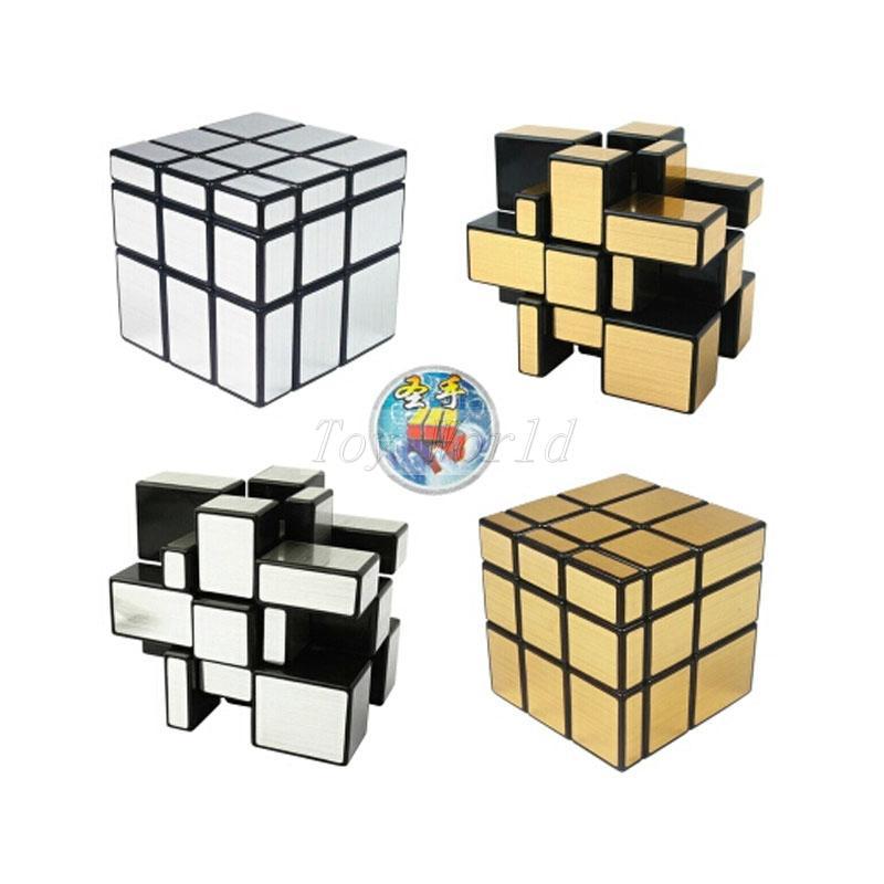 5Pcs/Lot ShengShou Velocity magic Dice (Embrace Skewb, Megaminx Dodecahedron, Pyraminx ,mirror, Mastermorphix)cubo magico de rubick