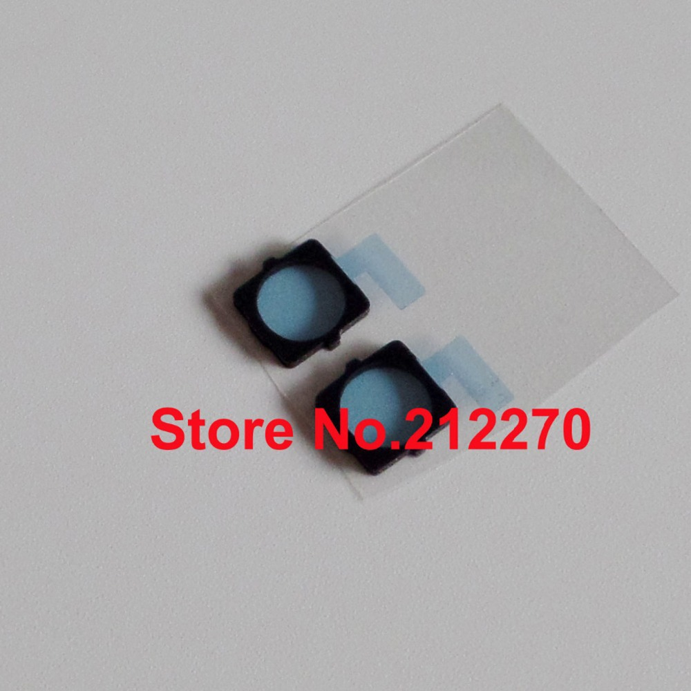 """1000pcs/lot New Rear Back Camera Shockproof Shielded Foam Sponge Gasket Pad With Adhesive For iPhone 6 4.7"""" Wholesale"""
