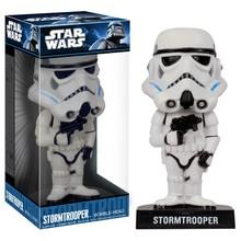1pc Original Funko Star wars pvc stormtrooper bobble-head deadpool kids toys vinyl doll with box packing 6.4inch , Free Shipping