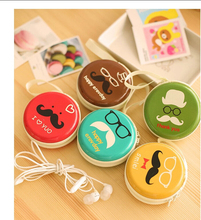 Earphone Bag Earbud Headphone Carrying Bag Earphone font b Storage b font Pouch Case