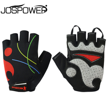 Summer Bicycle Cycling Sports Gloves Half Finger Breathable Mesh Silicone Men Women Riding Fishing Bike MTB Gloves
