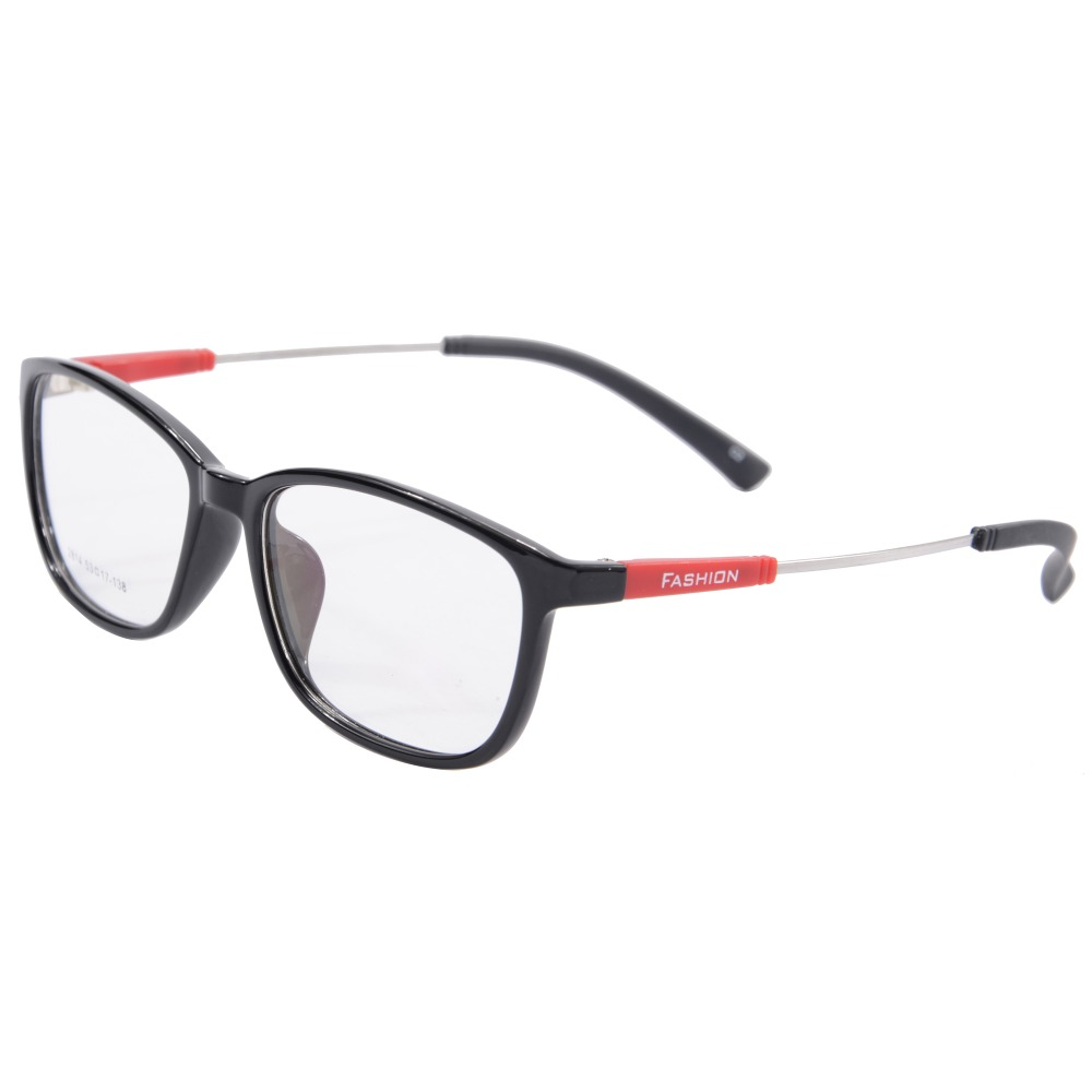 No Frame Mens Glasses : memory metal optical glasses frame women men Good ...