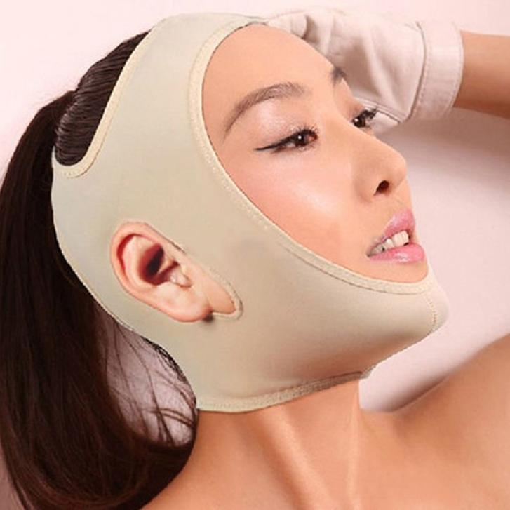 1pc New Health Care Facial Slimming Bandage Skin Care Belt Shape And Lift Reduce Double Chin