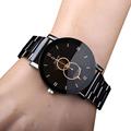 2017 Fashion Quartz men Watches Brand Men Military Steel Sports Creative Mens Watches Casual dress Clock