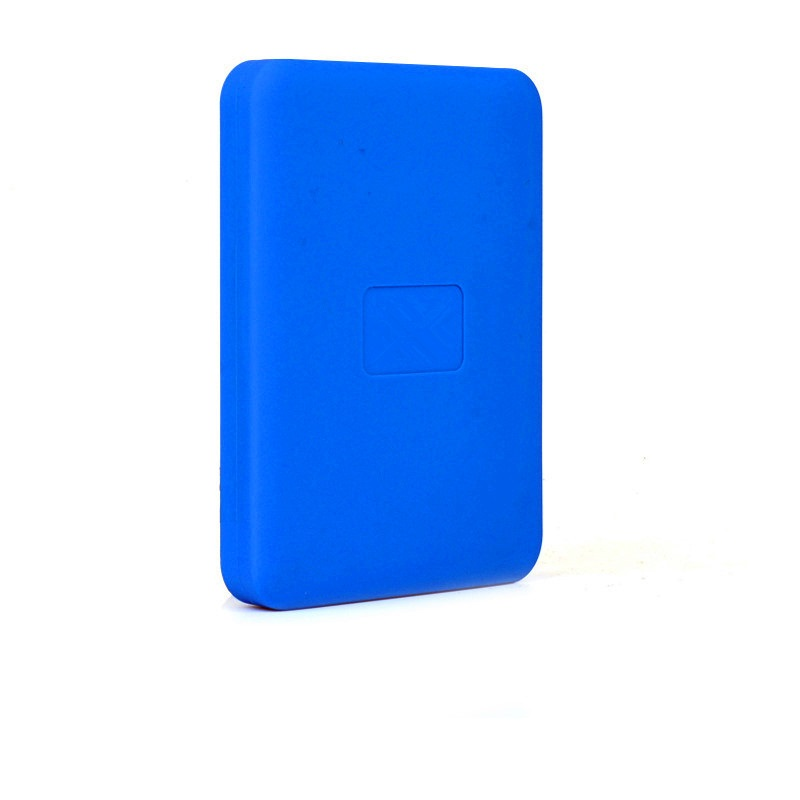 GUANHE 2.5 Inch skin Hard Drive drop-resistance Silicon Rubber Case for wd Seagate Sony External hard drive Shockproof cover