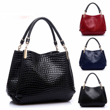 2016 spanish luxury Alligator bag for handbag women famous brand designer handbag brand Ladies hand Leather bag sac a main femme(China (Mainland))