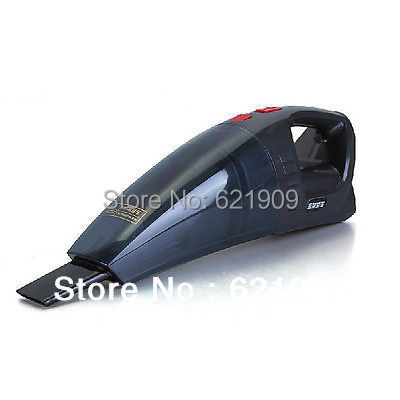 12V Wet Dry Portable Handheld Car Boat VAC Vacuum Cleaner Auto Dust Collector(China (Mainland))
