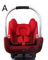 Environmental portable child safety seat for 0 15 month baby to use