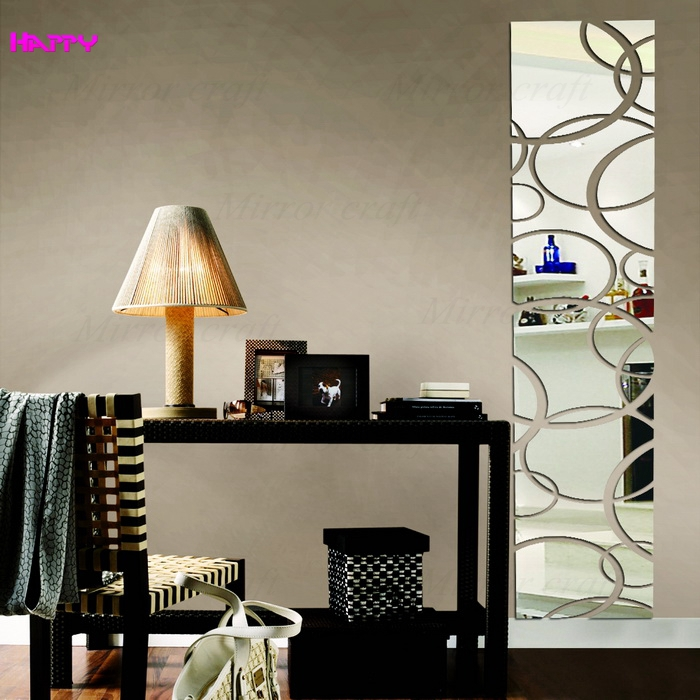 3d surface wall sticker 37piece set large size 30x90cm for Home decor 90 off