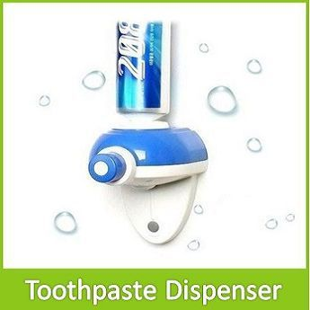 Creative Automatic Toothpaste Tube  Dispenser / Squeezer - Bring You The New Life Style ! .