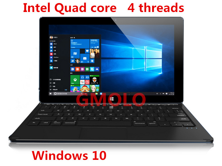 10inch capacitive touch screen mini laptop netbook Quad core 4 threads 2GB 32GB SSD bluetooth Windows 10 portable computer(China (Mainland))