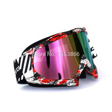 Motocross Motorcycle Dirt Bike ATV Glasses Goggles Frame Colors Lens ktm sunglasses motocross goggles fox motocross