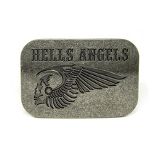 Hells Angels MC Motorcycle Belt Buckle(China (Mainland))