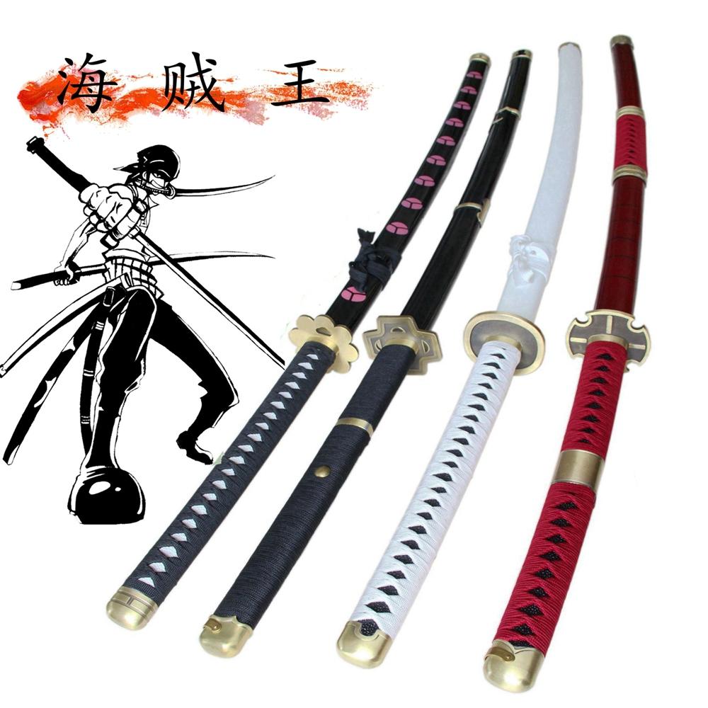 One Piece Zoro Swords Roronoa Sword Style Metal Weapons Anime Japanese Samurai Hot Sell 1000x1000