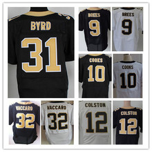 9 Drew Brees 10 Brandin Cooks 12 Marques Colston 32 Kenny Vaccaro(China (Mainland))