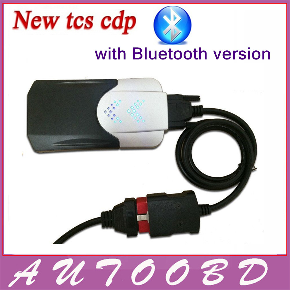 Vci (2014 R2 Keygen CD ) TCS CDP Pro Bluetooth Diagnostic tool Auto Cars/Trucks OBD2 Scanner One Year Warranty - Shenzhen AutoOBD Technology Co.,Ltd. store