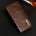 100 Genuine Real Leather Flip Wallet Case for iPhone 5s 6 6s Samsung Galaxy S5 S6