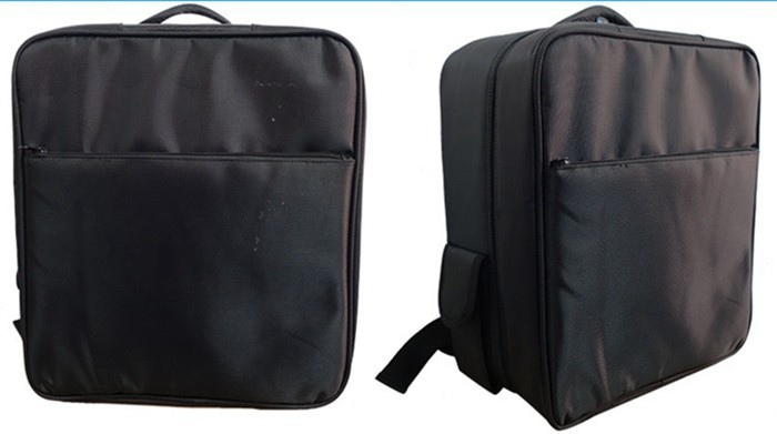 2017 Customized Model Aircraft Assembly Q250 QAV250 Pass Through Frame Bag Special Axis Set Trunk Backpack