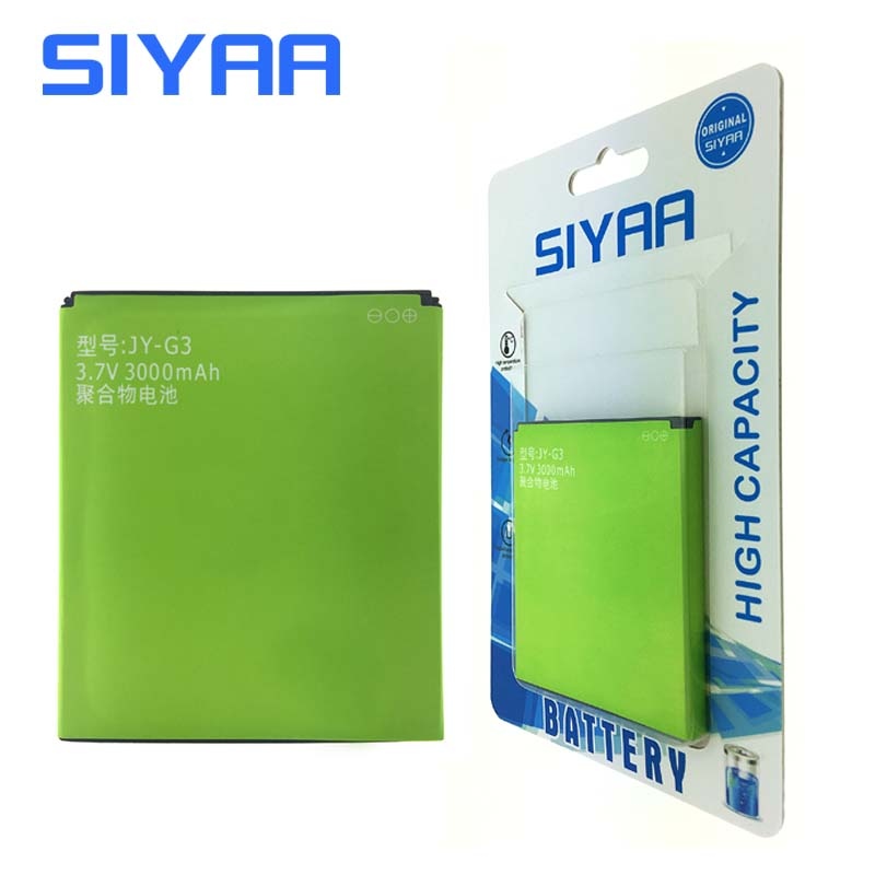 High Quality Original Mobile Phone Battery For JIAYU G3 JY-G3 G3S G3C G3T 3000mAh Replacement Li-ion Batteries Free Shipping(China (Mainland))