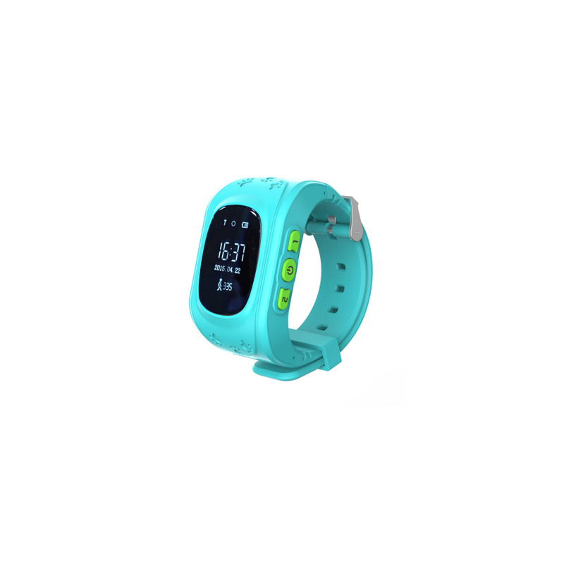 Symrun New Version Q50 0.66 inch OLED Screen Watch Tracker For Kids,Supports Muilt Area GPS Tracker Gps Smart Baby Watch Q50(China (Mainland))