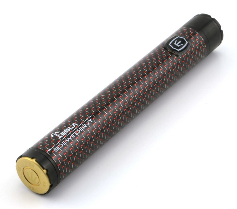 3pcs Original Tesla Sidewinder 2T Carbon Fiber Sidewinder 2T battery 2200mAh 3V-6V for 510 Atomizer 4 Colors support 0.5-5.0 Ohm<br><br>Aliexpress