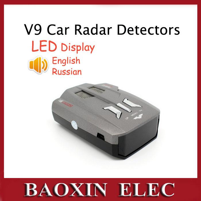 Car  V9 LED Display Russian & Engli...