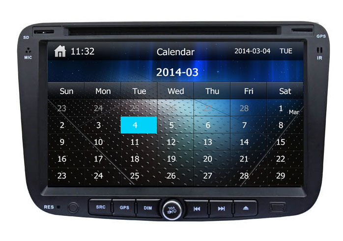 """HD 7"""" in dash 2din head unit car dvd cd player gps nav navigation for Geely 2012 Emgrand Ec7 4G memory card with free maps(China (Mainland))"""