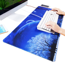 2017 New 900*400 mm Laptop Gaming Mouse Pad Locking Edge Mousepad Mat For Dota2 Diablo 3 CS Mouse Mice Pad For Game Player(China (Mainland))