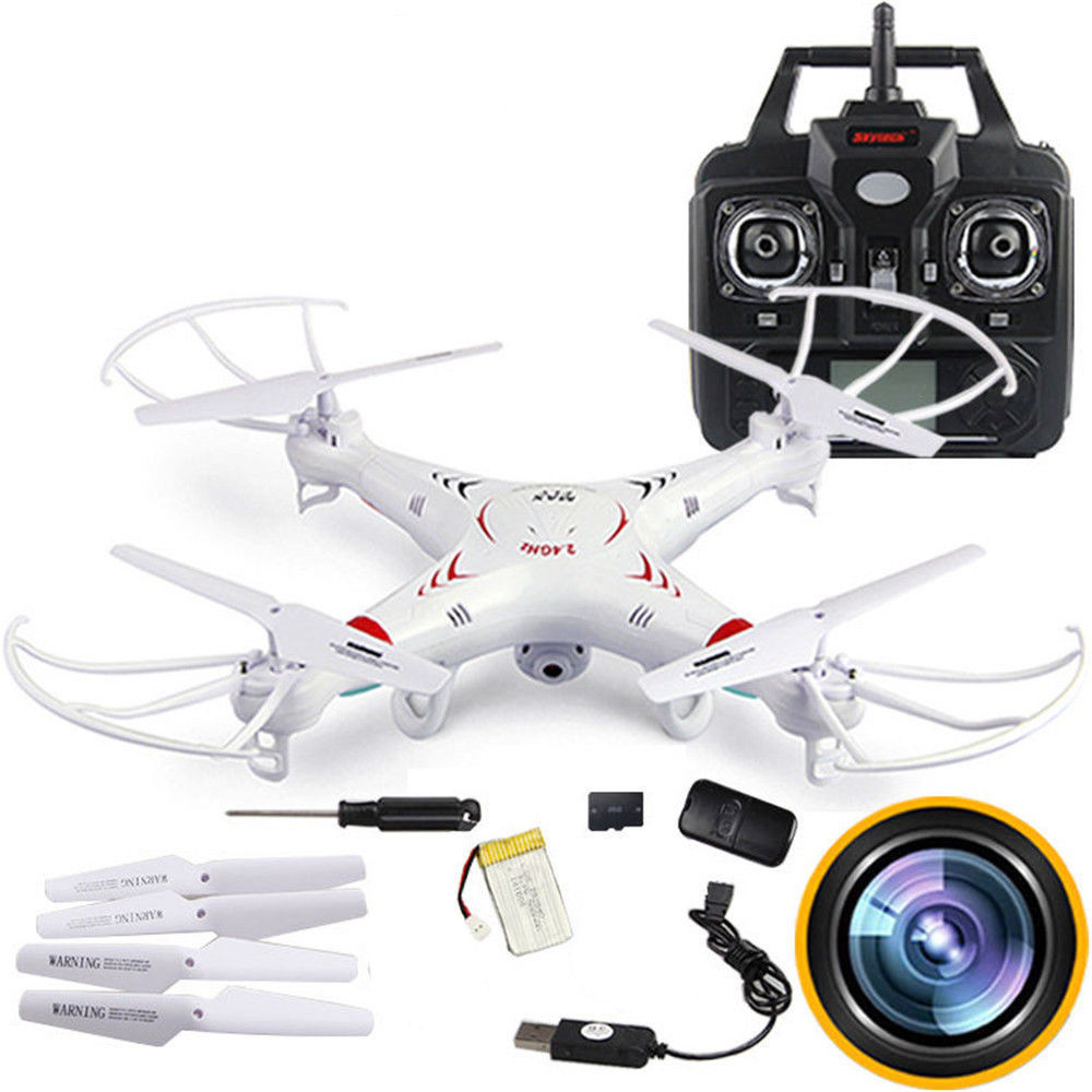 Syma X5C 1 Explorers 2 4Ghz 6 Axis Gyro RC Quadcopter Drone RTF With 2MP HD