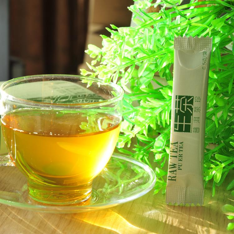 Гаджет  Instant Puer Tea Powder Beauty Women