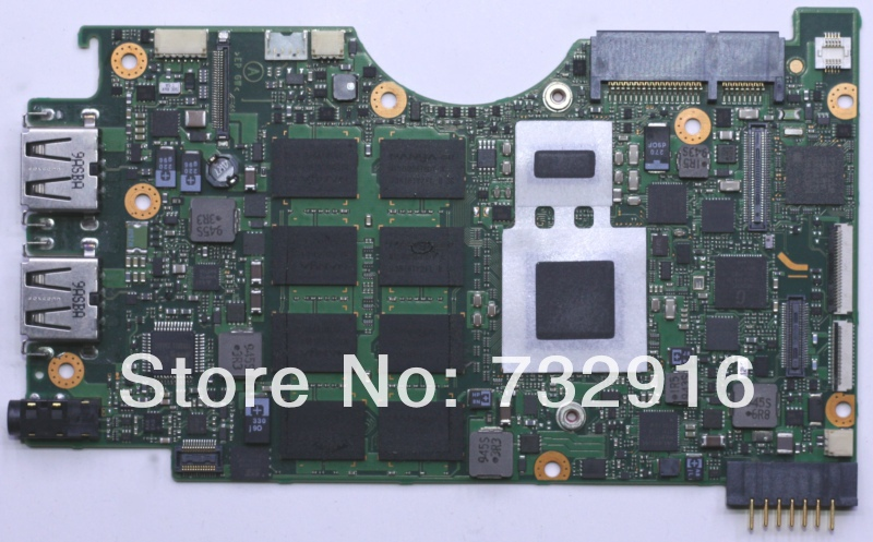 Free shipping VPCX Series MBX-203 A1737228A Laptop Motherboard 100% fully tested(China (Mainland))