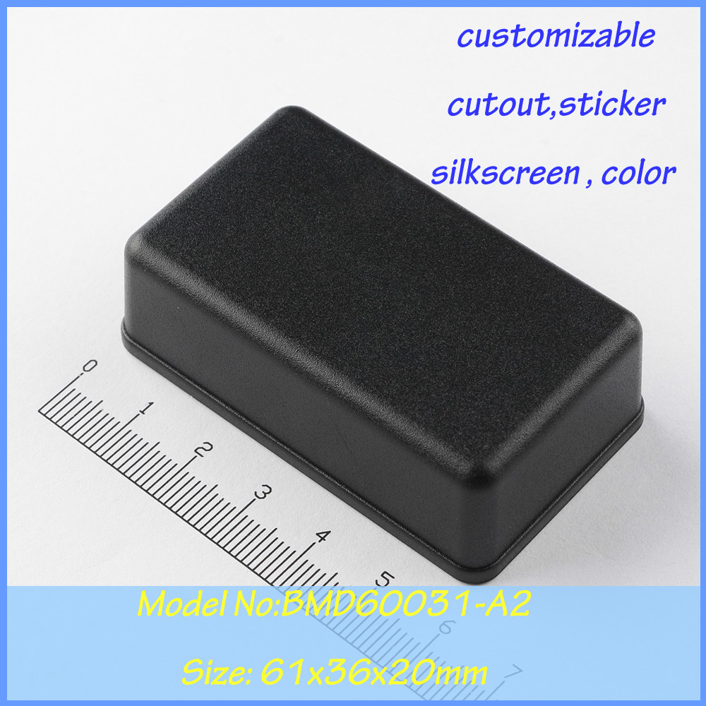 30 pieces plastic  electronics enclosure instrument box housing diy plastic abs box for electronics 61X36X20mm<br><br>Aliexpress