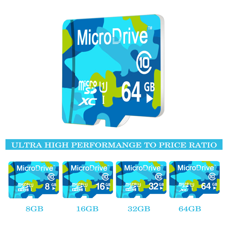 Class 10 new 64G 8G 16G 32G SDHC Micro SD Memory Card Flash Ultra Micro SDXC TF card with moblie phone tablet pc(China (Mainland))
