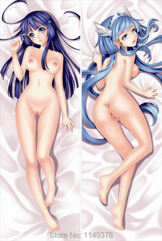 Anime Dakimakura Pillow Case Pretty Cure GM042 (150*50cm-Peach Skin) - WOW-Anime store