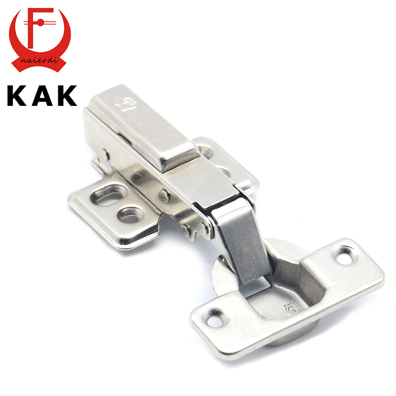 KAK Hinge Rustless Iron Hydraulic Hinge Iron Core Damper Buffer Cabinet Cupboard Door Hinges Soft Close Furniture Hardware(China (Mainland))