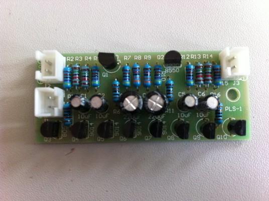 Detonation flashing light suite DIY Kits Electronic Production for Arduino