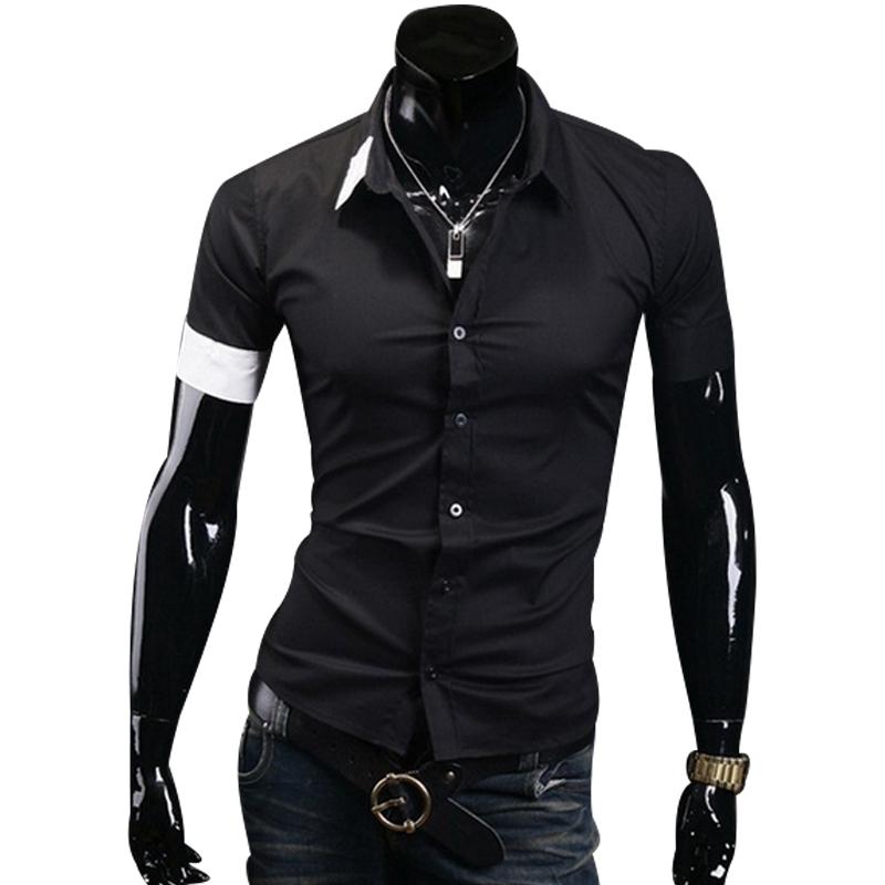Shirt 2014 button down short sleeve shirts top for men for Best short sleeve button down shirts reddit