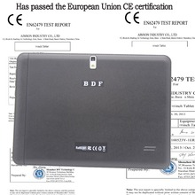 10 Original 3G Phone Call Android Quad Core Android 4 4 CE Certification Tablet WiFi GPS
