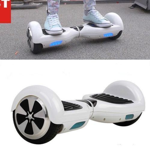 US 2 Wheel Self Balance scooter Unicycle Electric Standing Scooter Hoverboard skateboard