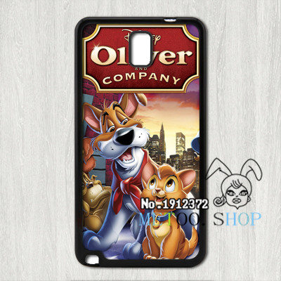 Oliver & Company fashion original phone cell cover case for Samsung Galaxy s3 s4 s5 note 2 note 3 s6 note 4 &op9745(China (Mainland))