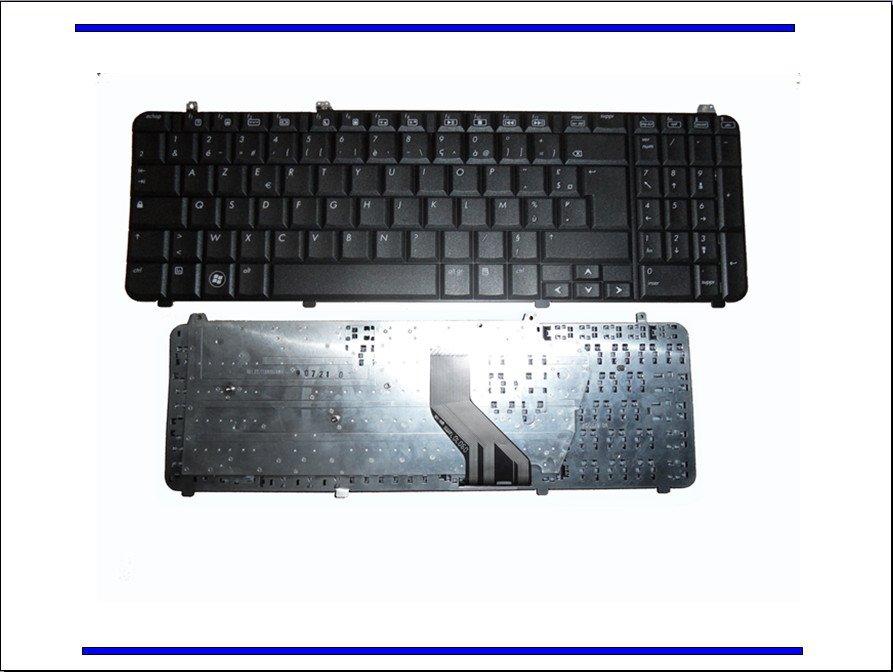 Laptop Keyboard for HP Pavilion DV6-1299lx DV6-1273cl DV6-1270la DV6-1268tx French Clavier Parts Replacement Wholesale (K1236)(China (Mainland))