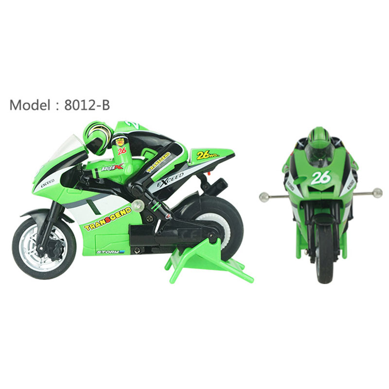 2.4GMhz 1:20 High Speed Remote Control Electric RC Motorcycle Moto Bike RTR