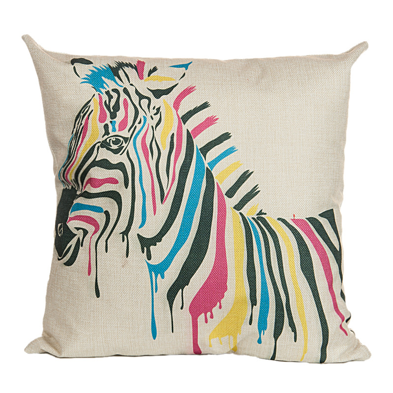 Popular zebra print pillows buy cheap zebra print pillows for Buy pillows online cheap