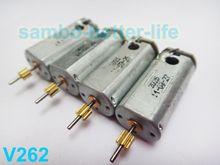 4PCS Wltoys V262 V333 V323 V353 Quadcopter Part V262-16 Main Motors(China (Mainland))