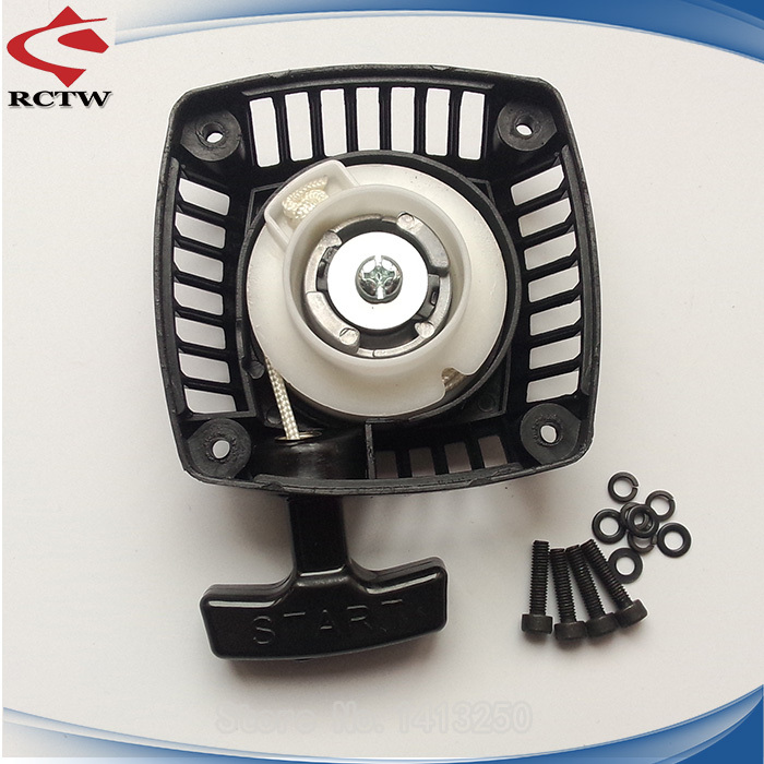 New arrival!!!Pull Starter (Metal claw centered) for 23cc 26cc 29cc 30.5cc engine zenoah CY for 1 5 hpi baja 5b rovan TS-H1611-2(China (Mainland))