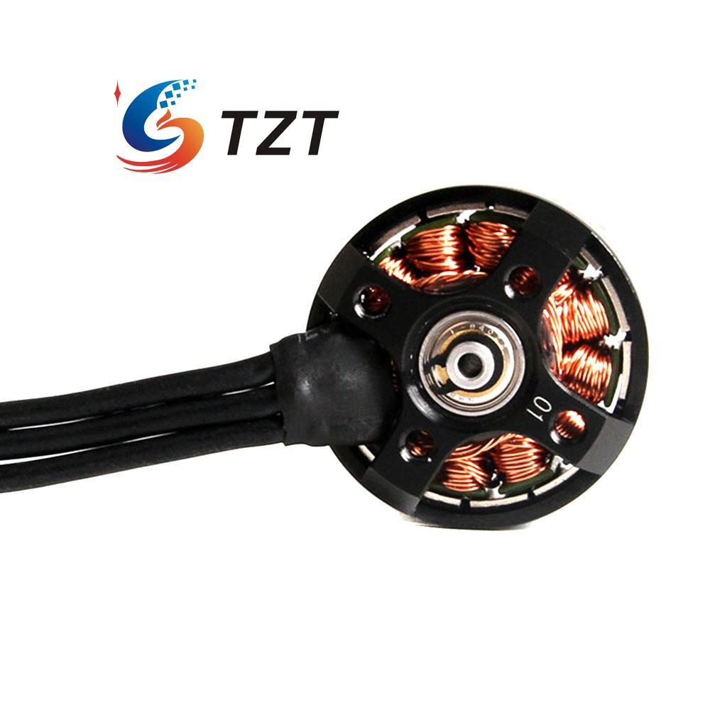 4 x T-Motor F80 Brushless Motor 1900KV/2200KV/2500KV for FPV Racing Drone Quadcopter Aircraft Fixed Wing